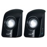 BOXE GENIUS SP-U115 2.0 1.5W RMS USB BLACK