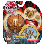 Figurine / Figurina Bakugan Battle Planet Deka, Aurelius Dragonoid 20115355