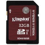 Card de memorie Kingston SDHC, 32GB, Class 10, UHS-I