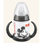 Cana polipropilena NUK Disney - Mickey Mouse, 6 luni+, adaptor silicon, 150ml