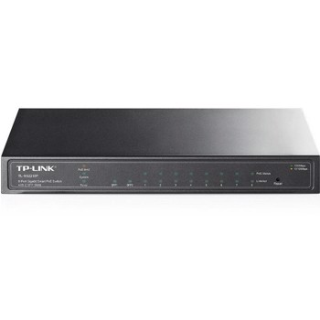 Switch TP-LINK TL-SG2210P, 8 x 10/100/1000Mbps, PoE