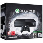 Consola Xbox One 1TB + 2 Jocuri ( Tomb Raider Definitive Edition + Rise of Tomb Raider)