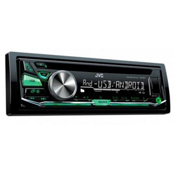 Player Auto JVC KD-R571, 4x50W, USB