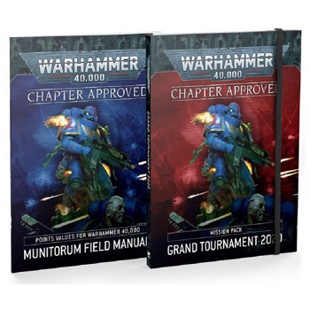 Pachet Carti Warhammer Chapter Approved 2020