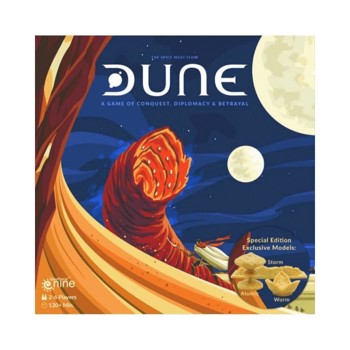 Special Edition Dune Boardgame