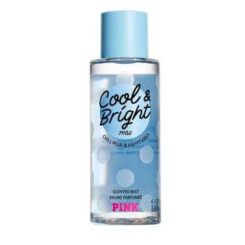 PINK SCENTS X COOL AND BRIGHT MIST
