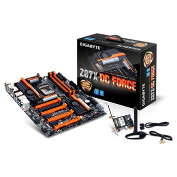 Placa de baza Gigabyte Z87X-OC Force Socket 1150