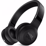 Casti On-Ear C45BTBLK, JBL Signature Sound, Bluetooth Wireless, Hands-free calls, 16h playback, negru