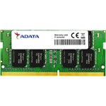 Memorie Laptop ADATA 8GB DDR4 2400MHz CL17 ad4s240038g17-r
