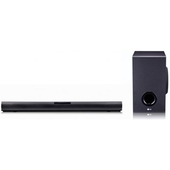 Soundbar LG SJ2, 2.1, 160W, Bluetooth (Negru)