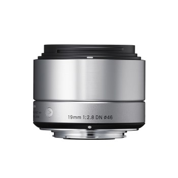Obiectiv Sigma 19mm f/2.8 DN Art Silver montura Micro Four Thirds