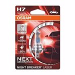 OSRAM Bec H7 Night Breaker Laser Next Generation +150% 12V 55W