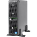 Server tower Fujitsu Primergy TX120 S3p LFF, Intel Xeon E3-1220v2 3.10GHz, 8GB, 2 x 1TB SATA 6G 7.2K, RAID 0/1/10 on board, DVD-RW, NoOS