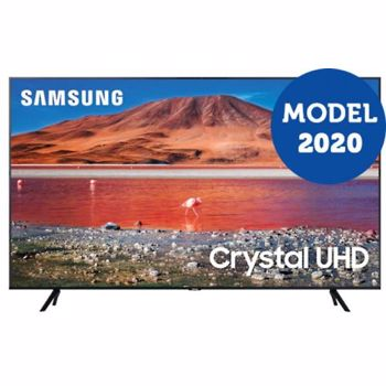 Televizor Smart LED, Samsung UE43TU7072, 108 cm, Ultra HD 4K
