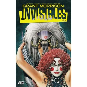 The Invisibles Book One, Paperback
