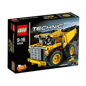LEGO Technic 2 in 1, Camion minier