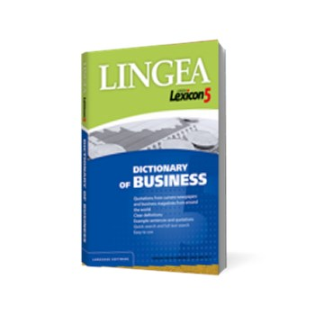 Lingea Lexicon 5 - Dictionary of Business CD-ROM