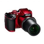 Nikon Coolpix B500 Aparat Foto Bridge 16MP Rosu