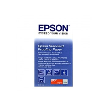 Epson Standard Proofing Paper A3+, 100 coli - 205g/m2 - C13S045005