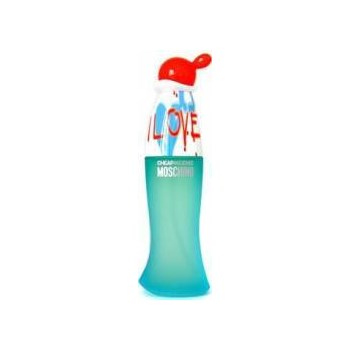 Apa de Toaleta I Love Love by Moschino Femei 100ml pf_107083