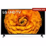 Televizor Led LG 208 cm 82UN85003LA, Ultra HD 4K, Smart TV, WiFi, CI+, webOS