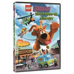 LEGO Scooby-Doo: Hollywoodul bantuit DVD