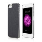 Vetter iPhone 6s 6   Clip-on   Dual Pro Litchi Leather Series   Black