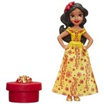 Figurina Disney Princess Elena din Avalor in Tinuta de Craciun