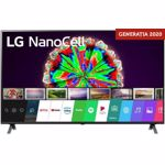 Televizor LED 124 cm LG 49NANO803NA 4K UltraHD Smart TV 49NANO803NA