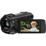 Panasonic HC-V750 - camera video Full HD, Wi-Fi, NFC