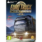 Joc PC Excalibur Publishing Euro Truck Simulator 2 Scandinavia Add-on CD Key