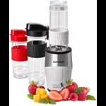 Mini Blender Concept SM-3380 500 W 23000 rpm Smoothie 2 recipiente 570 ml 1 recipient 400 ml Fara BPA Alb sm3380