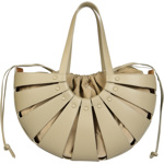Bottega Veneta The Shell Bag Culoarea DOVE