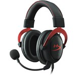 Casti Gaming HyperX Cloud II 7.1 Red