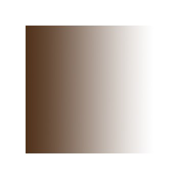 Colorama 118 - fundal PVC degrade White/Brown 110x170