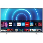 Televizor LED Philips Smart TV 43PUS7555/12 Seria PUS7555/12 108cm argintiu 4K UHD HDR