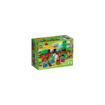 Set de constructie LEGO Duplo Forest: Animals