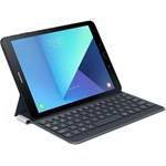 Samsung Husa protectie Book Cover Keyboard EJ-FT820USE Dark Grey pentru Galaxy Tab S3 9.7 inch