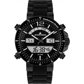 Ceas Jacques Lemans SPORTS 1-1712O Milano Multi-function