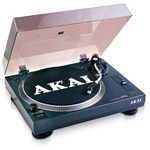 Pick-up Akai TTA05USB, Manual, 33/45 Rpm, USB, Negru
