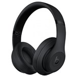Apple Beats Studio3 Wireless Over‑Ear Headphones - Matt Black
