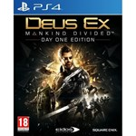 JOC DEUS EX MANKIND DIVEDED D1 EDITION PS4