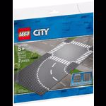 LEGO® City curbe si intersectii 60237
