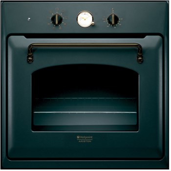 Hotpoint Cuptor incorporabil electric FT 850.1 (AN) /HA, 7 functii, 56 l, clasa A, antracit