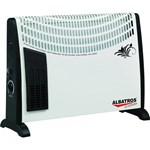 Albatros Convector electric CT-23TURBO, 2000 W, ventilator frontal