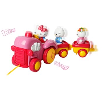 Tractor, HELLO KITTY, Toddler