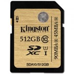 Kingston SDXC Ultimate 512GB Class 10 UHS-I 90MB/s citire 45MB/s scriere