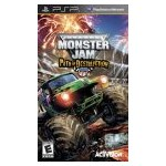 Monster Jam Path of Destruction PSP