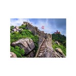 Puzzle Step - Castelo dos Mouros, Sintra, Portugal, 4.000 piese (85409)