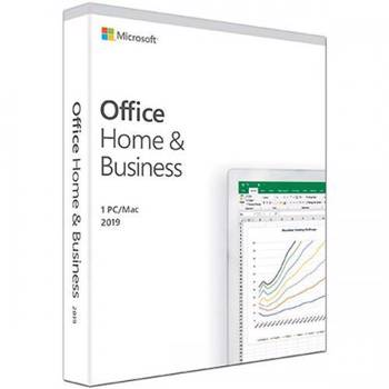 Microsoft Office Home and Business 2019 Home and Business English Medialess